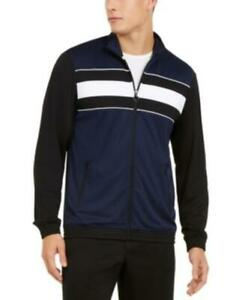 MSRP $50 Id Ideology Men's Colorblocked Track Jacket Size XL