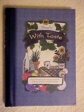 Simply With Taste, Shrock Family & Friends Cookbook OH & GA Amish