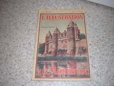 1927.le Morbihan.N° spécial de L'Illustration économique.nbses ill.& pubs