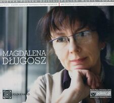 CD DŁUGOSZ / DLUGOSZ MAGDALENA Portraits of Contemporary Polish Composers