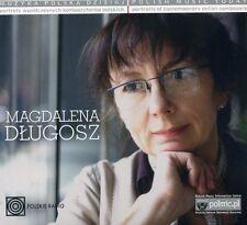 CD DŁUGOSZ / DLUGOSZ MAGDALENA Portraits of Contemporary Polish Composers