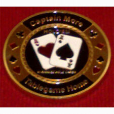 Card Guard PAIR OF ACES -  poker chips fiches texas hold em