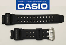 G-Shock CASIO WATCH BAND STRAP G-9200 GW-9200 GW-9200J  BLACK PART# 10297191
