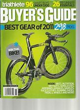 TRIATHLETE, SPRING, 2011(BUYER'S GUIDE BEST GEAR OF 2011 * 26 BEGINNER ESSENTIAL
