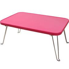 Bureaux et tables d'ordinateur roses pour le bureau