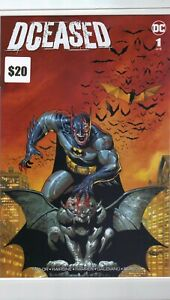 DCeased #1 Planet Awesome  Variant NM