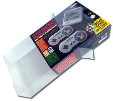 1 X SNES MINI Schutzhüllen für Konsole Boxprotectors ☆ ☆ ☆