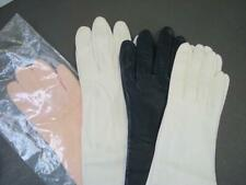 Estate Find - Lot of Ladies Gloves Kid Leather Opera Harmes + Others sz 7 / sml