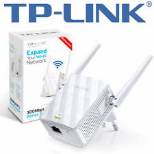TP-LINK tl-wa855re WLAN Repeater 300 Mbps LAN Port-Wi-Fi Range Extender-NUOVO