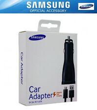 Genuine Samsung Galaxy Note 5 4 3 2 Fast adattabile 5v 2amp Caricabatteria da auto ep-ln915u