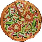 Scoochie Pet Scoochzilla New York Pizza Tough Dog Toy 7.5 inch Squeaker durable