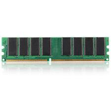 1GB DDR333 MHz PC2700 Non-ECC Desktop Computer Memory 184 Pins