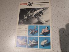 CARRERA Jet Katalog Prospekt 1967
