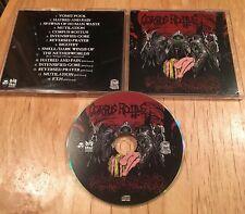 Corpus Rottus - Rituals Of Silence +6 CD 2013 US reissue morbius abominog disma