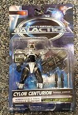 New listing Battlestar Galactica Cylon Centurion Android Warrior 1996 Trendmasters - Moc New