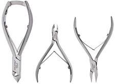 Colvital Podologie Set 3-teilig Fusspflege Instrumente Kopfschneider Eckenzange