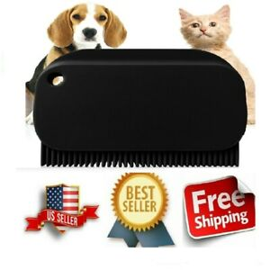 PET HAIR REMOVER 🐱🐶 BRUSH DOG 🐶 CAT 🐱 CAR SEAT CARPET COUCH AUTO DETAILING🐶
