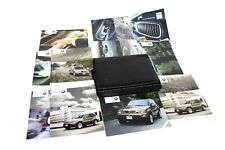 05 2005 BMW E53 X5 3.0i 4.4i 4.8is Owners Manual Operators Book Set W/ Case OEM