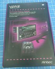Antec Veris Premier - Multimedia PC Audio Station 5.25