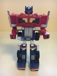 Original 1984 G1 Transformers OPTIMUS PRIMIE with PEPSI stamps and markings