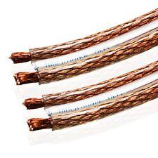 Van Damme HIFI Series Studio Grade Speaker Cable 2 X 6.0mm, 1-150m
