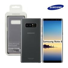 Funda/carcasa Galaxy Note 8  Original Clear Cover Case Samsung Note 8