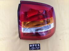 NEW + Genuine Opel Astra G ZAFIRA A Outdoor Lighting TAIL LIGHT RIGHT