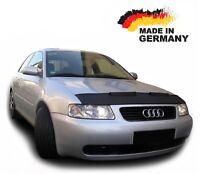 Haubenbra Audi A3 8L Car Bra Steinschlagschutz Motorhaubenschutz Black Bull NEU