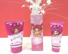 JAFRA Coreta Set (3 pcs) Cologne-Shampoo-Cream (For Girls)
