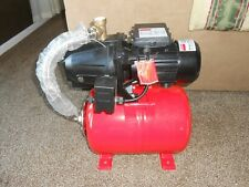 Shallow Well Jet Pump System - DAYTON - 1/2 HP - With Tank - MSRP $589.99 - NEW