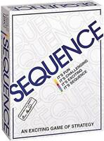 Sequence Board Game by Jax New Sealed
