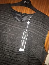 Teatum Jones Black Size 14 Ball Dress Bnwt