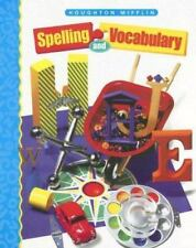 Houghton Mifflin Spelling and Vocabulary: Student Edition (Softcover) Level 4 19