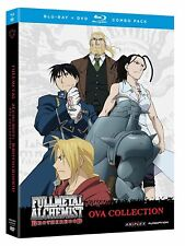 Fullmetal Alchemist: Brotherhood - OVA Collection (Blu-ray/DVD) OOP