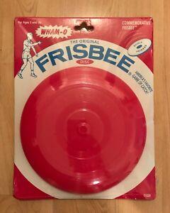 Wham-o Commemorative Frisbee - Sealed (Stamped FRISBEE twice - but not Wham-o)