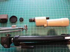 Mirador telescopio terrestre 60mm Cuerpo De Metal, 2 oculares & 2 trípodes-Fino Paquete
