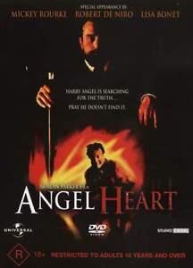 Angel Heart DVD Thriller - R18+ Alan Parker Movie, Robert De Niro