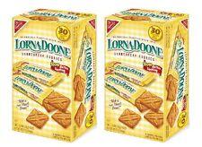 Nabisco Lorna Doone Shortbread Cookies  30 ct Shortbread Cookies Pack of 2