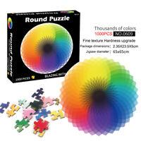 1000 Teile Erwachsenenpuzzle Regenbogen Konstellation Intellektuelles Spiel