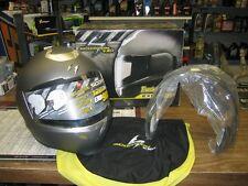 NEW Scorpion EXO900 Transformer modular helmet Matte Anthracite LG 19-100-25-05