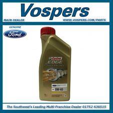 Genuine Ford Focus RS 0W40 Castrol Edge Engine Oil 1 Litre 1234567