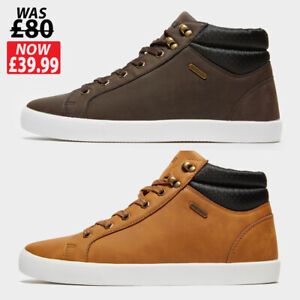 Mens Nanny State TRAVIS Shoes - BROWN or WHEAT - Sizes - 6 to 12  *WAS £80 *New*
