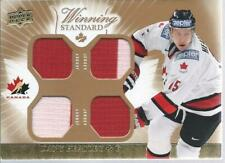 2015-16 UD Team Canada Master Collection DANY HEATLEY Winning Standard Jersey .