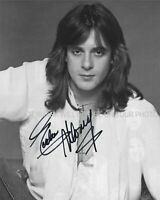 EDDIE MONEY SIGNED AUTOGRAPH 8x10 RPNT PHOTO W CLASSIC 80'S TICKETS TO PARADISE