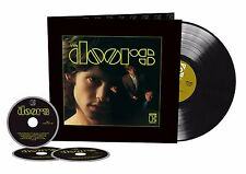 THE DOORS - THE DOORS - LP+3CD BOXSET NEW SEALED 2017 - DELUXE EDITION 50TH ANN