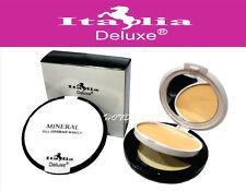 Italia Deluxe  Mineral Face Powder - FULL COVERAGE SPF10