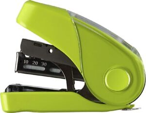 MAX Stapler HD-10FL3K/LG Light green Flat clinch
