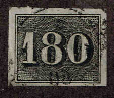 Brazil #26  Numerals 1850.  Used