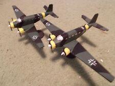 Flames of War 15 mm, 1/144 Scale, German JU-52 Transport Aircraft (set of 2)