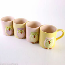 Mugs/Cups Owl Collectables